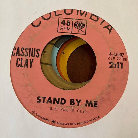 Cassius Clay - Stand By Me (Used 45)