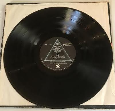 Pink Floyd - The Dark Side of the Moon (Used LP)