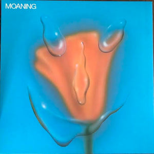 Moaning - Uneasy Laughter (Used LP)