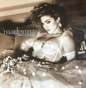 Madonna - Like a Virgin (Used LP)