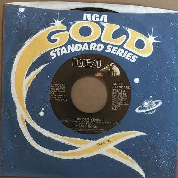 David Bowie - Fame/Golden Years (Used 45)