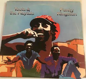 Toots and the Maytals - Funky Kingston (Used LP)