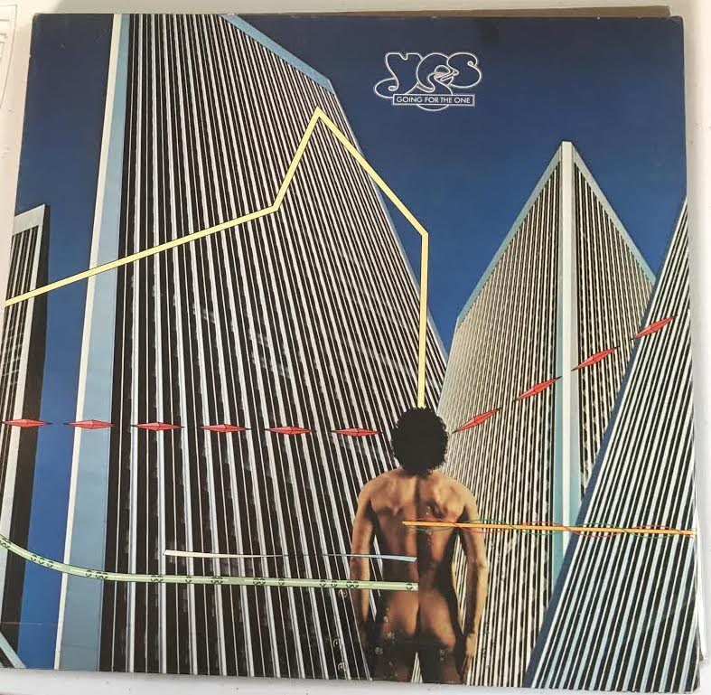 Yes - Going for One (Used LP)