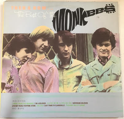 Monkees - Then and Now...The Best of the Monkees (Used LP)
