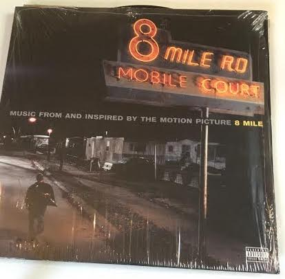 V/A - 8 Mile OST (Used LP)