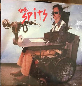 Spits - Self-titled (2nd album) (Used LP)