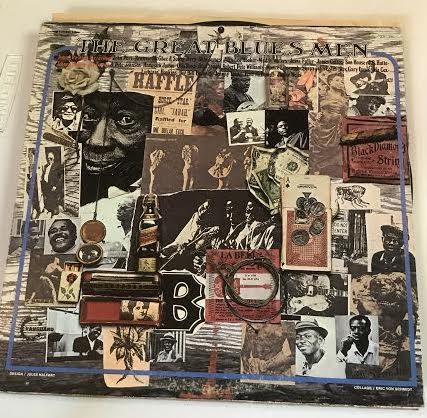 V/A - The Great Blues Men  (Used LP)