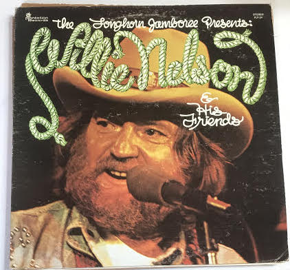 Willie Nelson - The Longhorn Jamboree Presents Willie Nelson & His Friends (Used LP)
