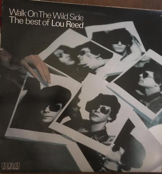 Lou Reed - The Best of Lou Reed (Used LP)