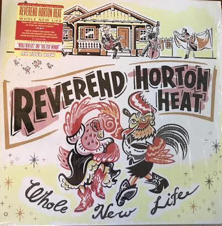 Reverend Horton Heat - Whole New Life (Used LP)