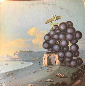 Moby Grape - WOW (Used LP)