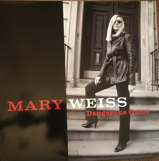 Mary Weiss With The Reigning Sound ‎– Dangerous Game