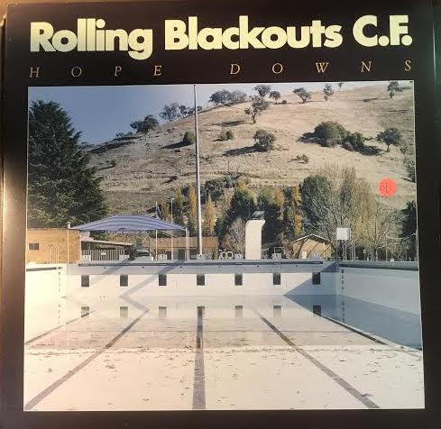 Rolling Blackouts C.F. - Hope Downs (Used LP)