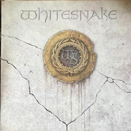 Whitesnake - Self-titled (Used LP)