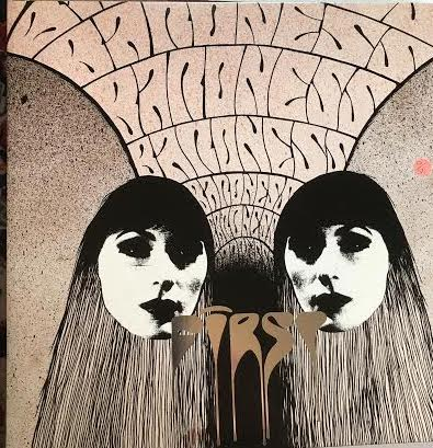 Baroness - First and Second (Used LP)