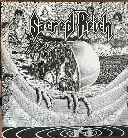 Sacred Reich - Awakaning (Used LP)