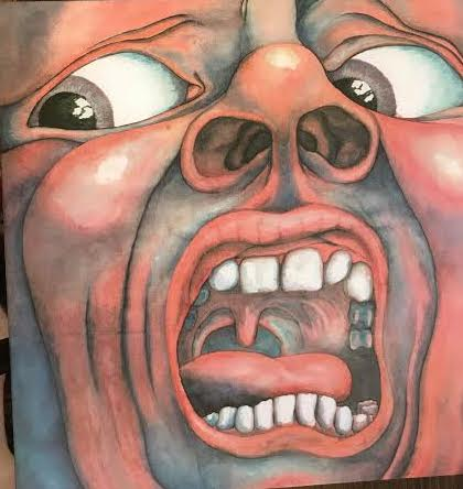 King Crimson - In the Court of the Crimson King (Used LP)