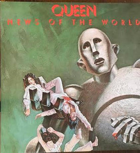 Queen - News of the World (Used LP)