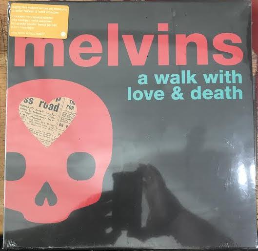Melvins - A Walk With Love & Death (Sealed Box Set)
