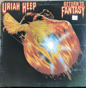 Uriah Heep - Return to Fantasy (Used LP)