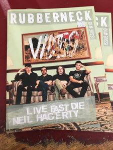 Rubberneck #10 - Video Cover