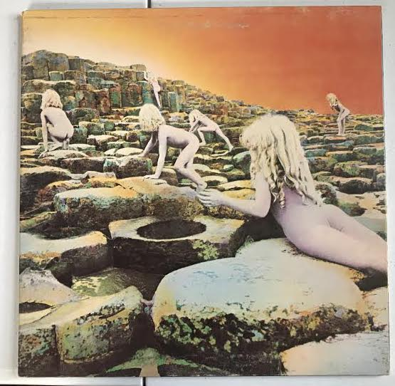 Led Zeppelin - Houses of the Holy (Used LP)