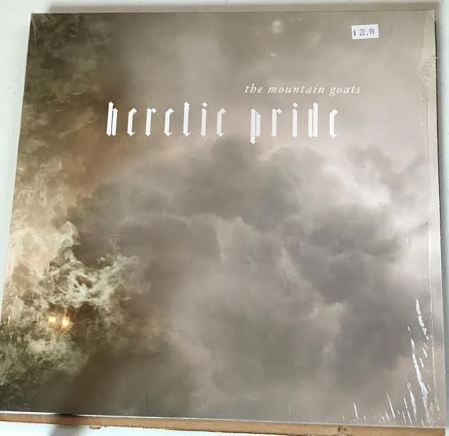 Mountain Goats - Heretic Pride (Used LP)