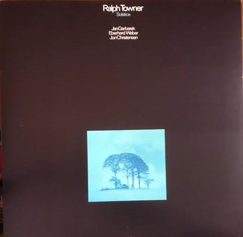 Ralph Towner - Solace (Used LP)