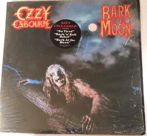 Ozzy Osbourne - Bark at the Moon (Used LP)