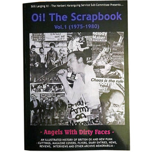 Oi! The Scrapbook Volume 1 [1975-1980]