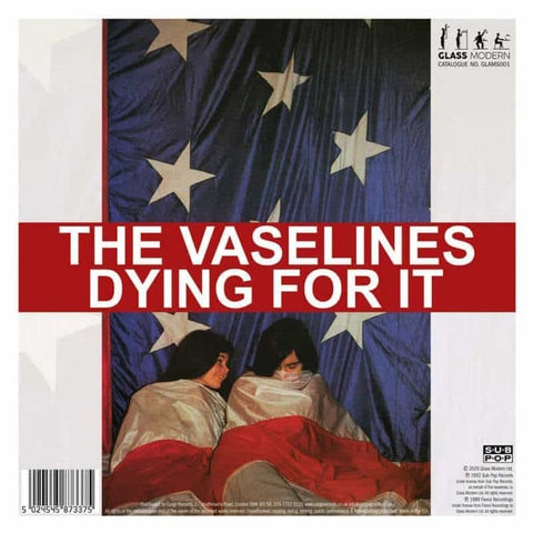 "Vaselines / Pooh Sticks - Dying For It 7"" RSD"