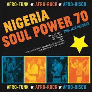 Various Artists - Nigeria Soul Power 70
