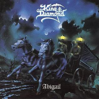 King Diamond - Abigail Lp [Music On Vinyl] 8718469537150