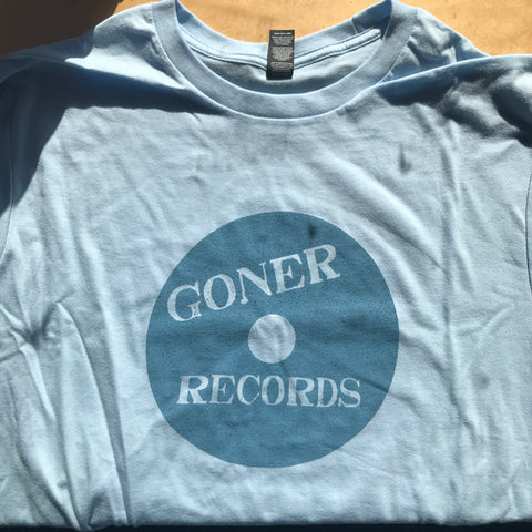 Goner T-Shirt - GONER DISC DESIGN!