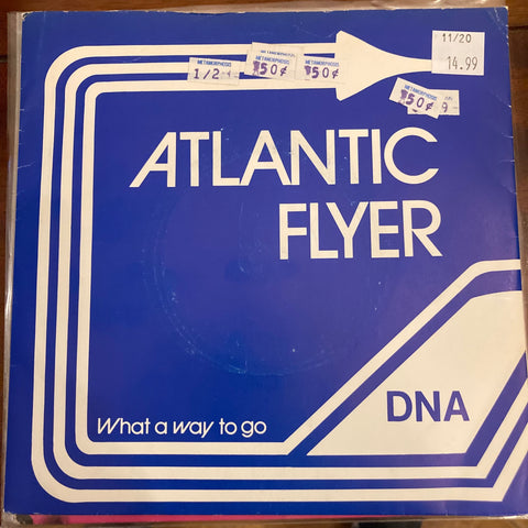 DNA - Atlantic Flyer (Used 45)