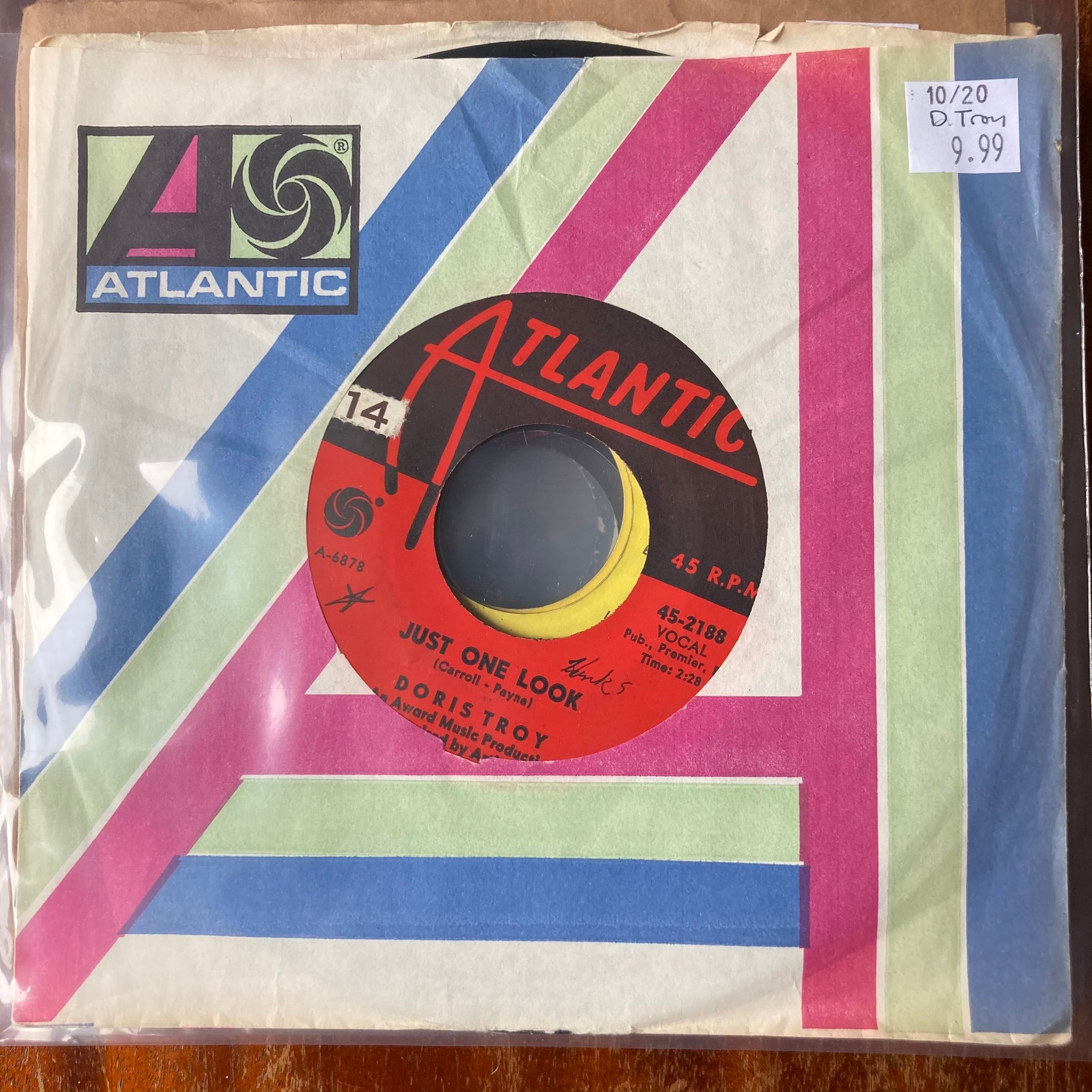 Doris Troy - Just One Look (Used 45) SECOND COPY