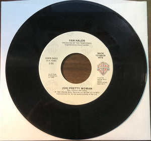 Van Halen - (Oh) Pretty Woman (Used 45)