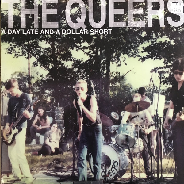 Queers, The - A Day Late And A Dollar Short (Colored Vinyl)