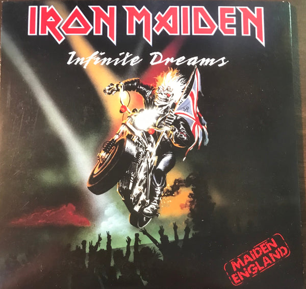 Iron Maiden - Infinite Dreams (Live) (Used 45)