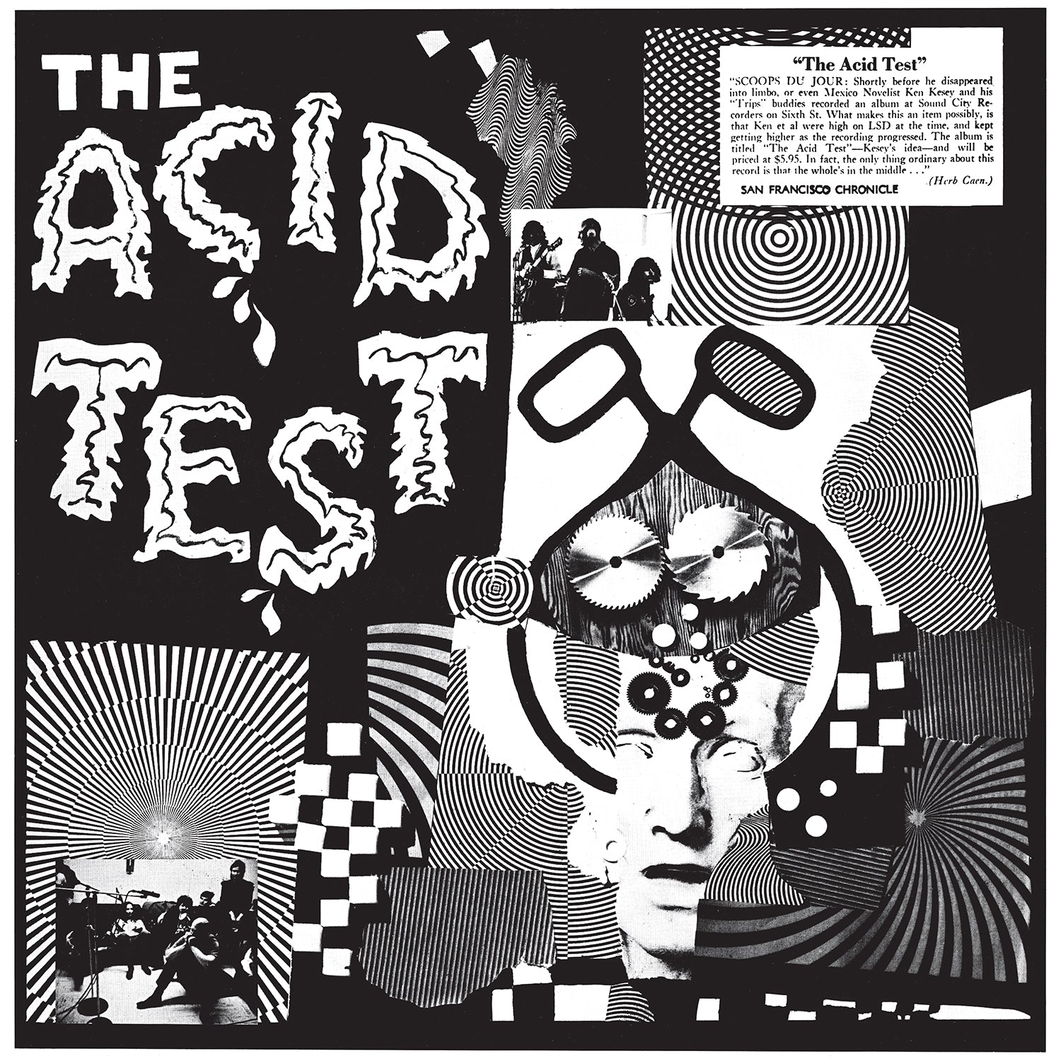 Ken Kesey - The Acid Test