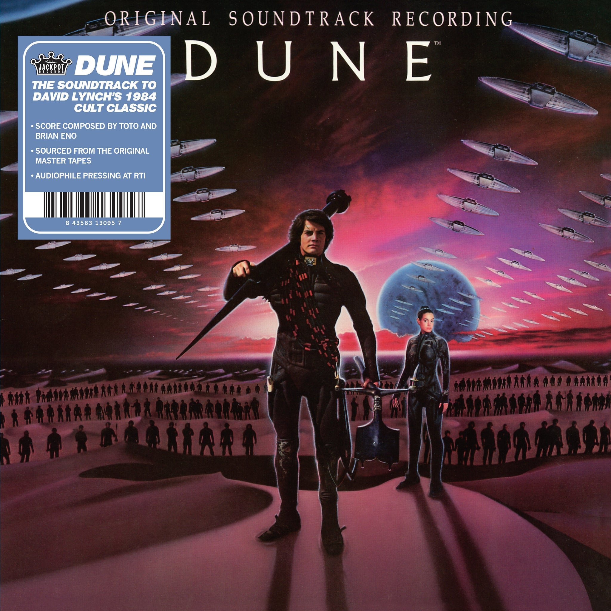 Dune Original Sountrack (1984)