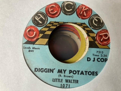 Little Walter - Shake Dancer (Used 45)