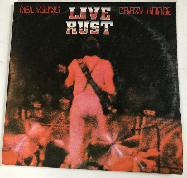 Neil Young and Crazy Horse - Live Rust (Used LP)