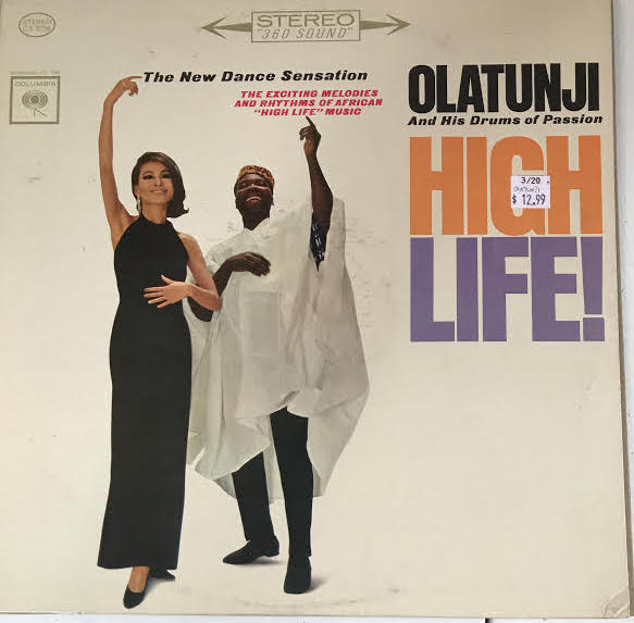 Olatunji - High Life! (Used LP)