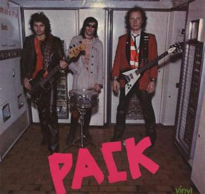 Pack - Self-titled