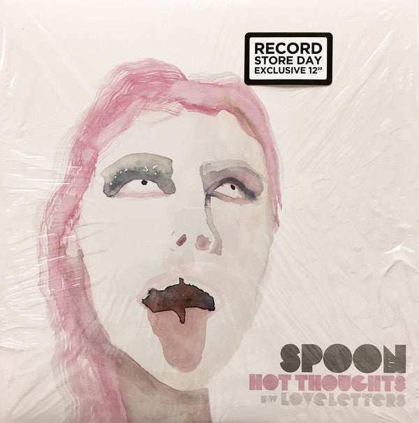 Spoon Rsd Lp - Hot Thoughts Single