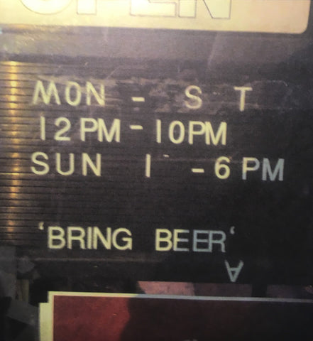 Various Artists - Bring Beer