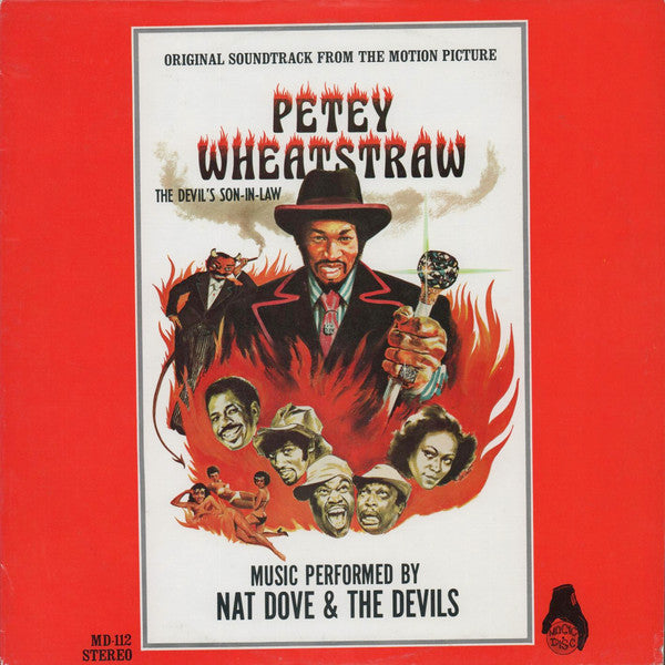 Nat Dove & The Devils - Petey Wheatstraw OST