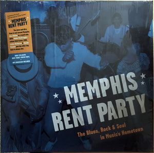 Various Artists - Memphis Rent Party