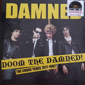 Damned - Doom the Damned!
